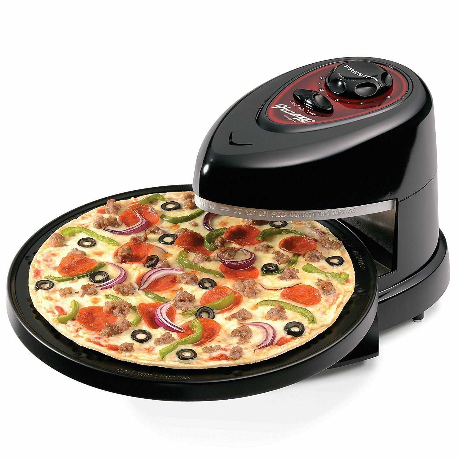 Gifts For Brother Rotating Pizza Oven