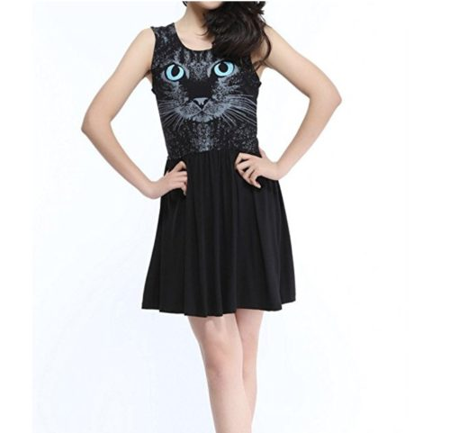 gifts for cat lovers cat dress