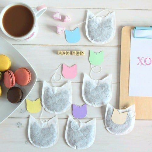 gifts-for-cat-lovers-tea-bags