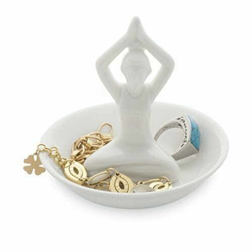 yoga gifts ring holder