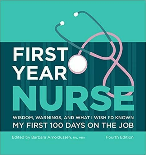 gifts for nurses book