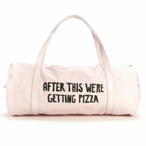 gifts for sister gym bag