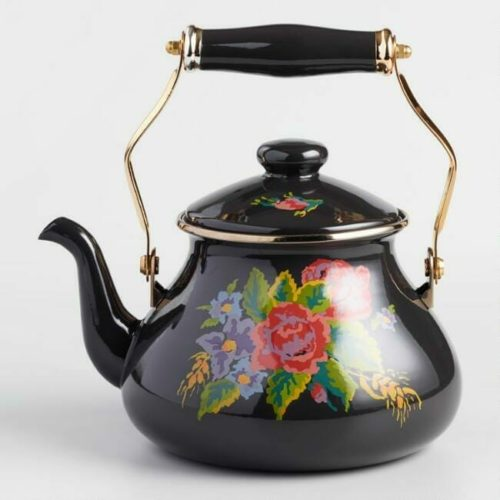 gifts for sister tea kettle