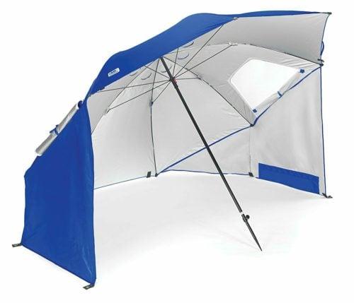 beach gifts umbrella