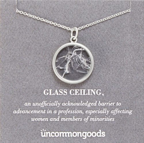 going away gifts glass ceiling