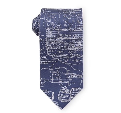 gifts for professors math tie