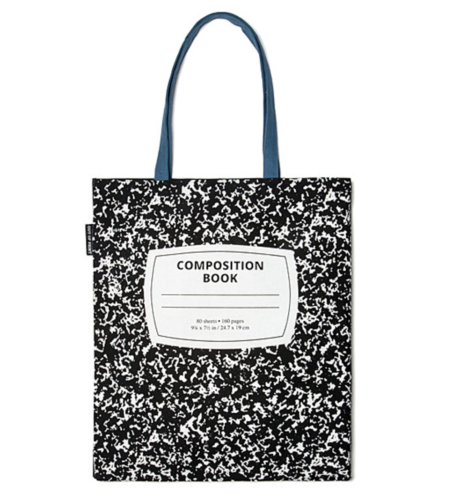 gifts for professors notebook bag