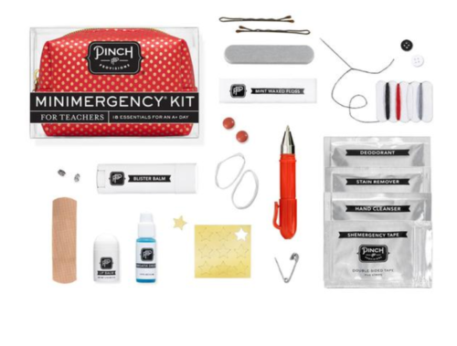 gifts for professors minimergency kit