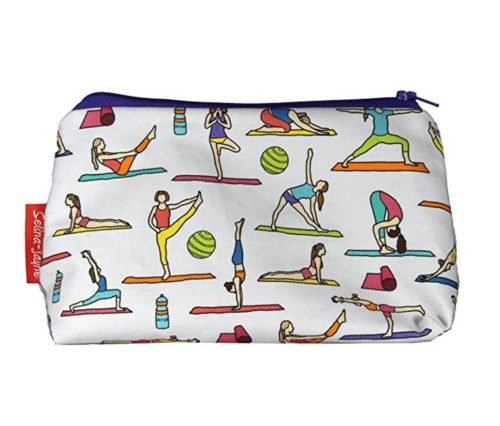 yoga gifts makeup bag