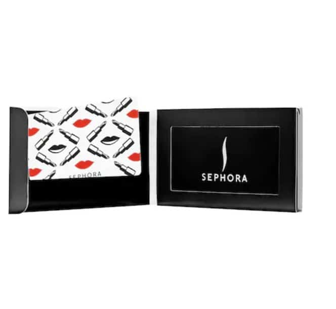 gifts-for-sisters-sephora-gift-card