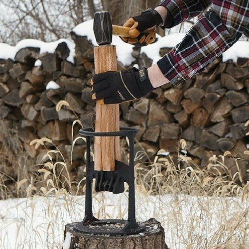 camping gifts wood spliter