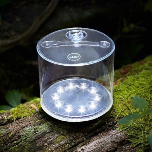 camping gifts solar lights