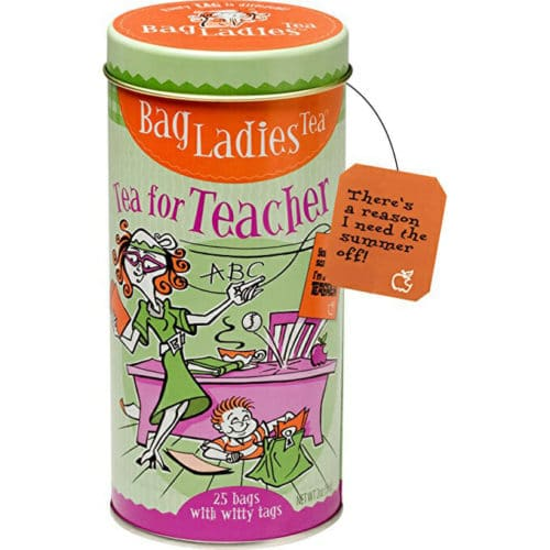 gifts for professors teabags