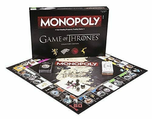 game of thrones gifts monopoly