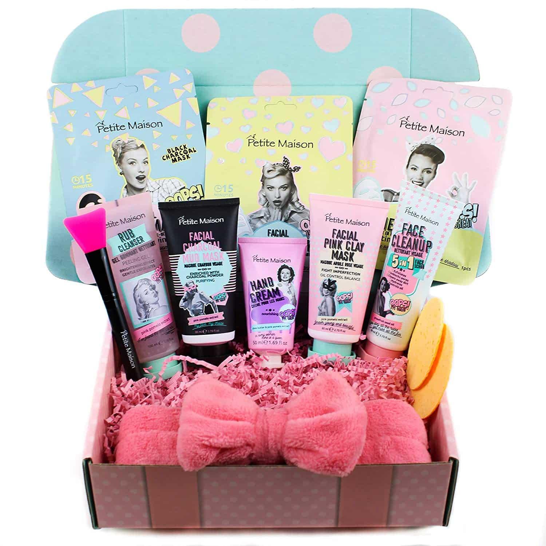 cheap-bridesmaid-gifts-spa