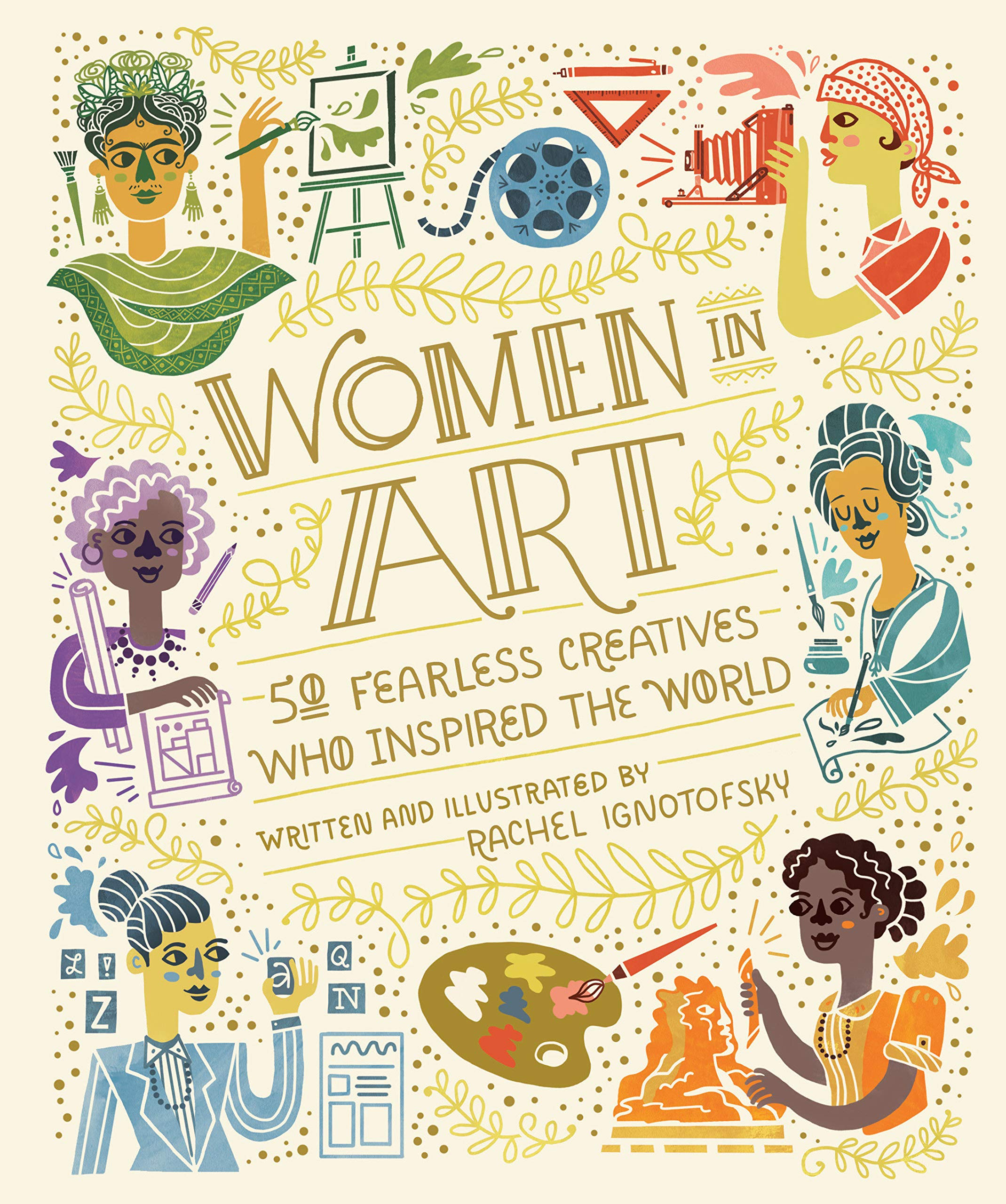 gifts-for artists-women-in-art