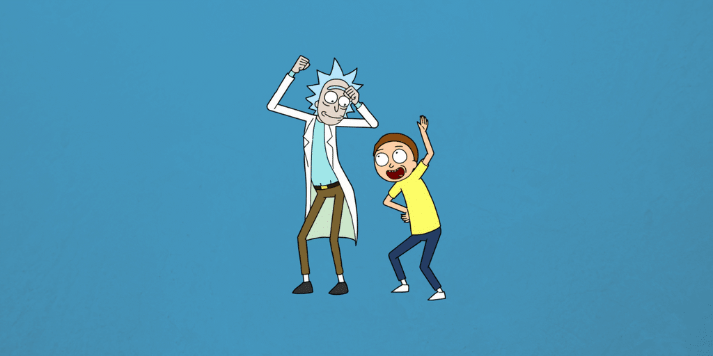 rick and morty merchandise gifts