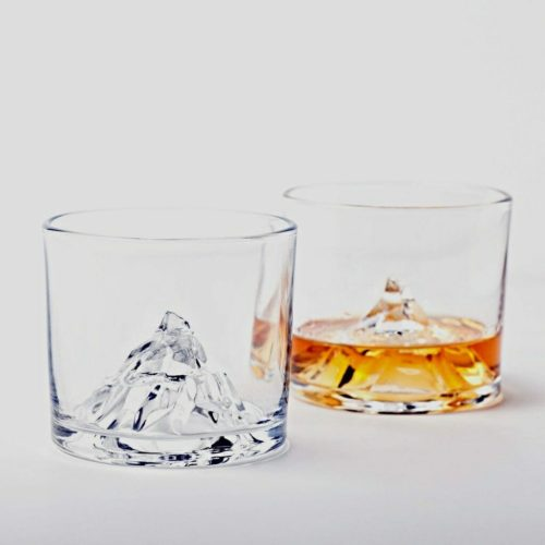 retirement gifts for men whiskey glasses