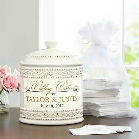 bachelorette gift ideas wish jar