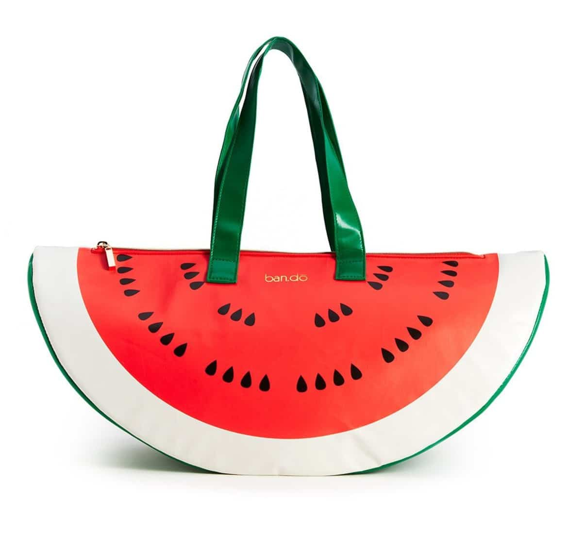 beach gifts watermelon cooler