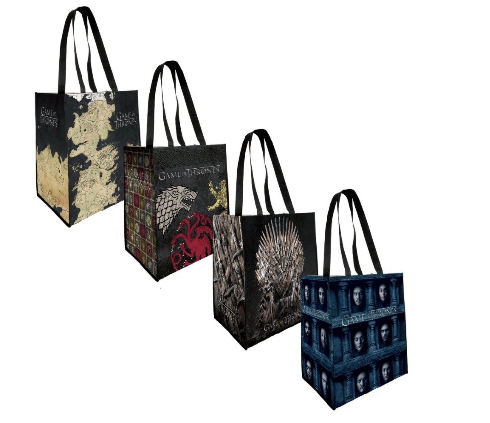 game of thrones gifts totes