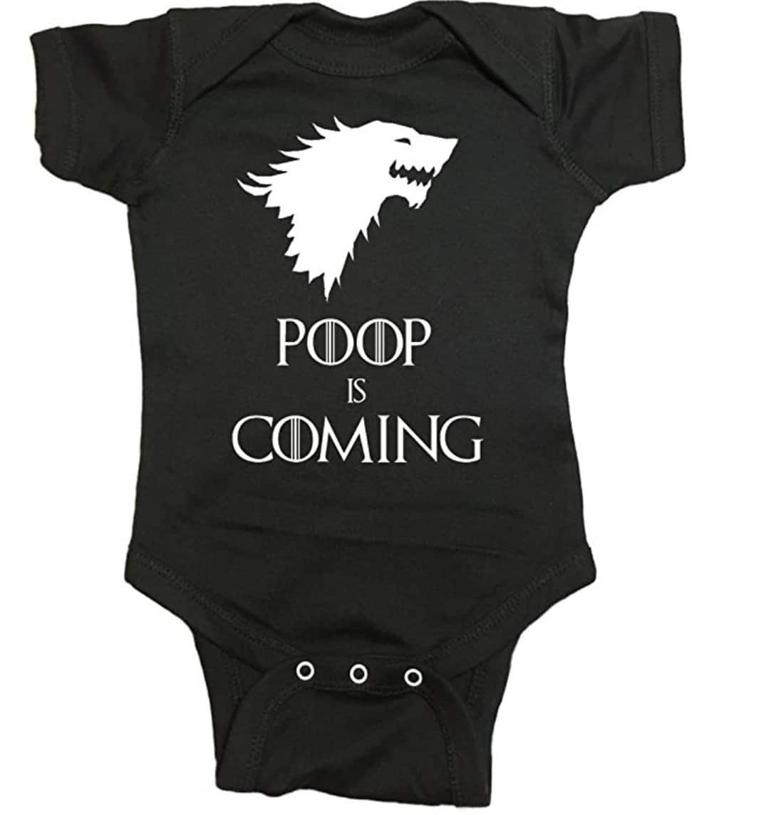 game of thrones gifts onesie