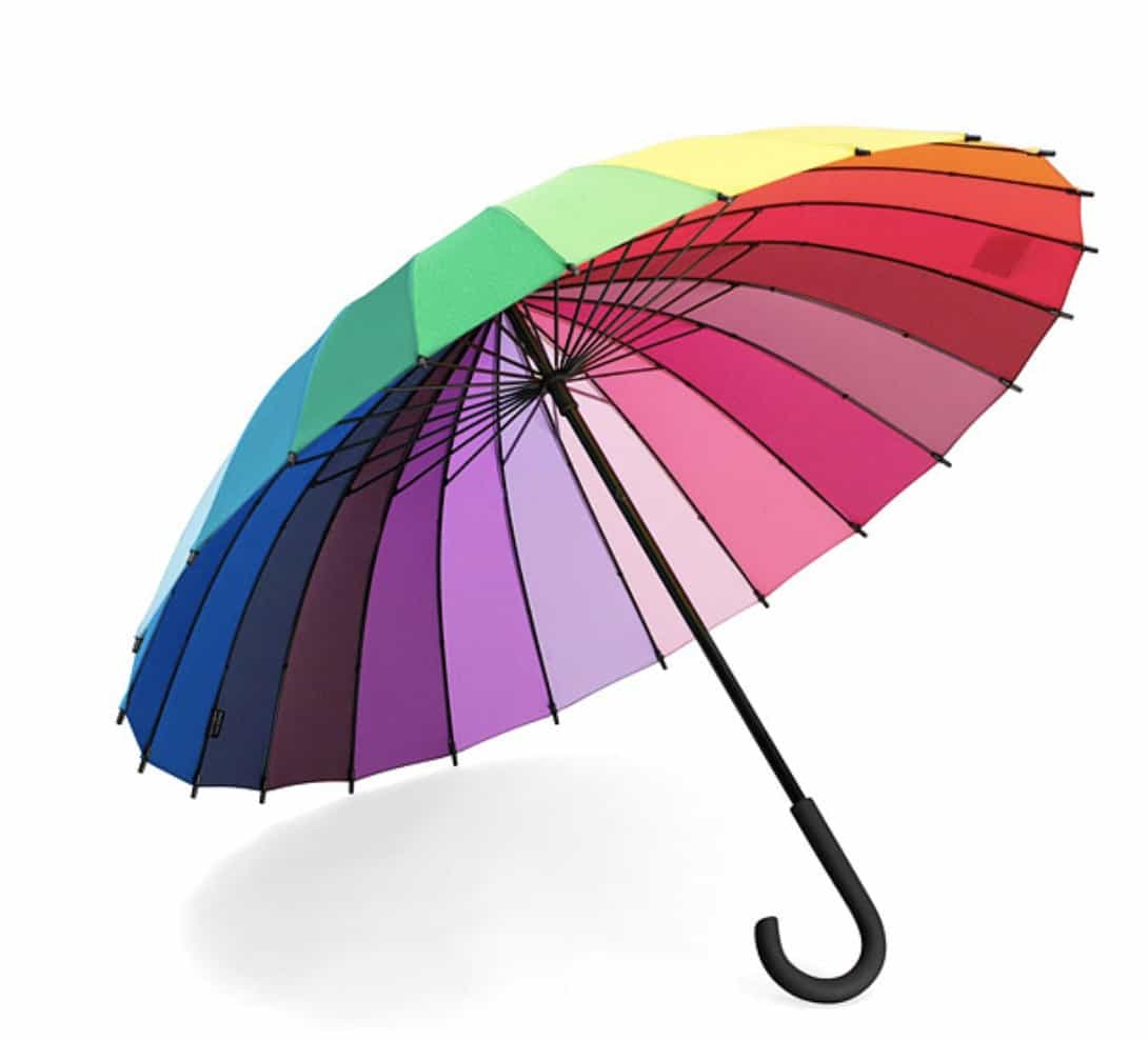 gifts for artists umbrella