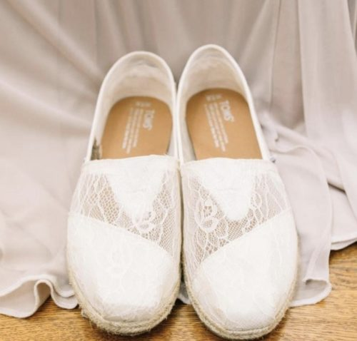 cheap bridesmaid gifts lace toms