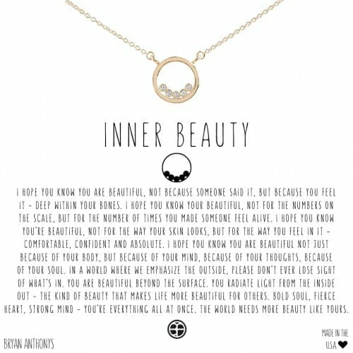 cheap-bridesmaid-gifts-inner-beauty-necklace