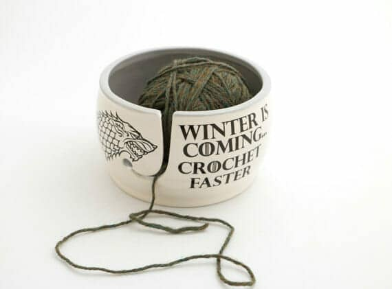 game of thrones gifts yarn bowl