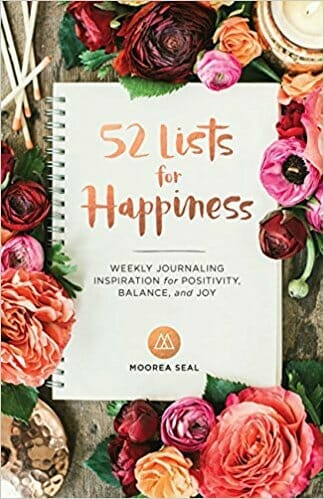 inspirational gifts 52 week journal