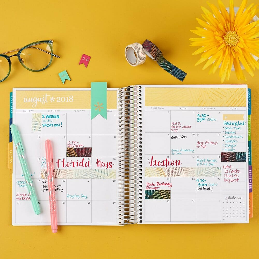 Gifts For Best Friends Life Planner