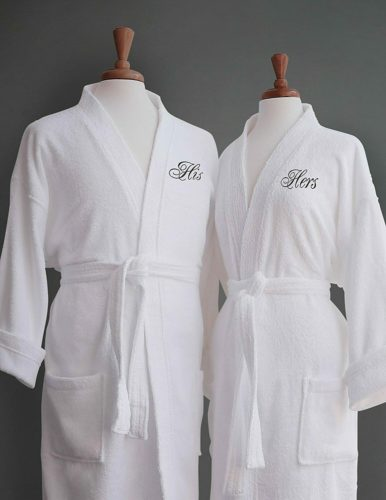 gifts for couples robes
