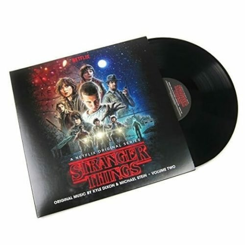 stranger things merchandise vinyl