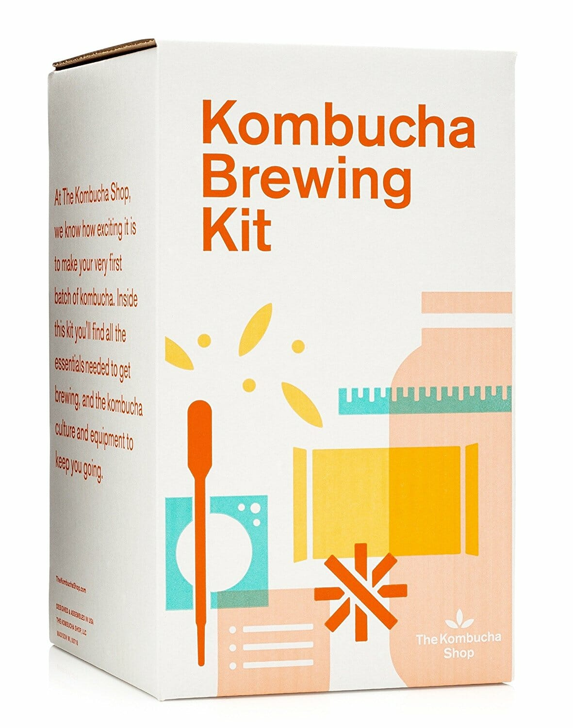Gifts For Best Friends Kombucha