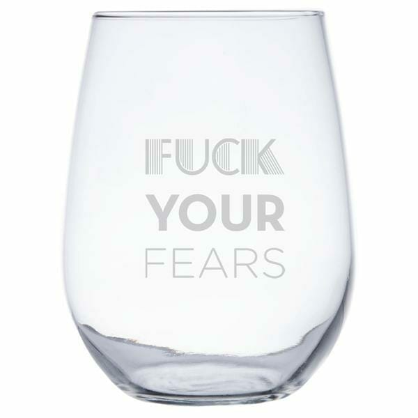 inspirational gifts wine glasses