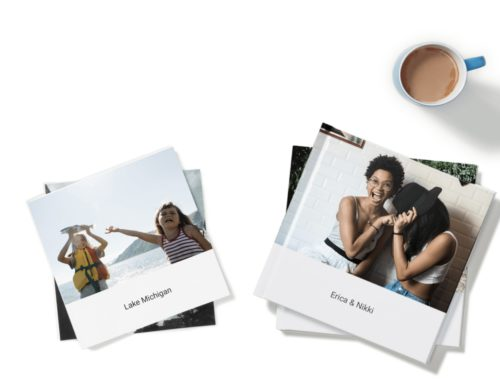 gifts for best friends photo book