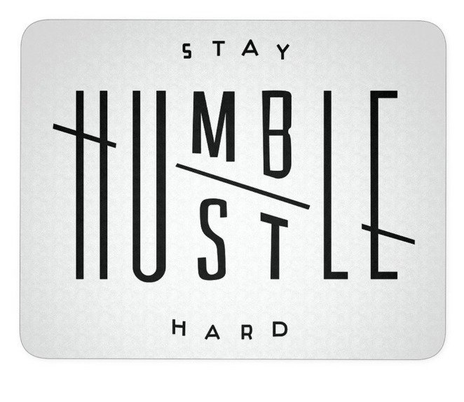 inspirational gifts hustle hard