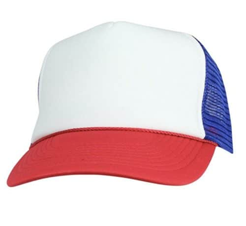 stranger things merchandise gifts trucker hat