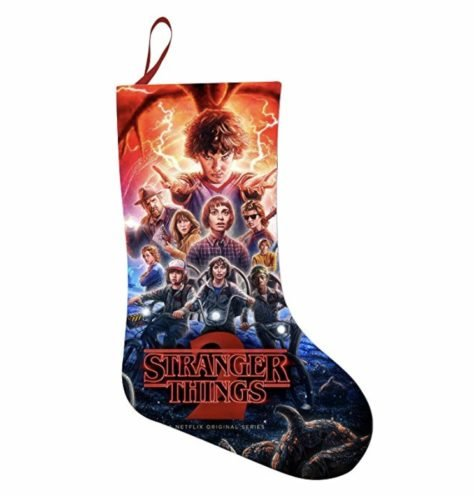 stranger things merchandise and gifts stocking