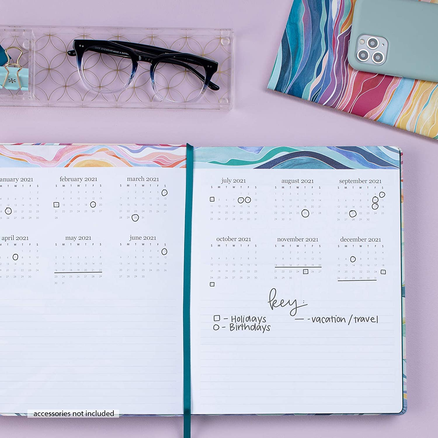 gifts-for-best-friends-planner