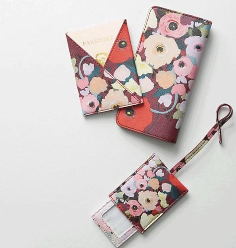 gifts for best friends travel wallet
