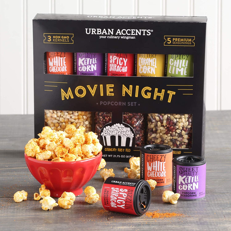 inexpensive-christmas-gifts-movie-night