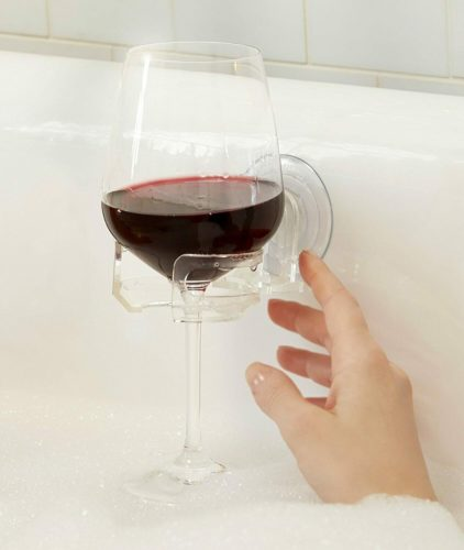 best white elephant gift ideas wine holder