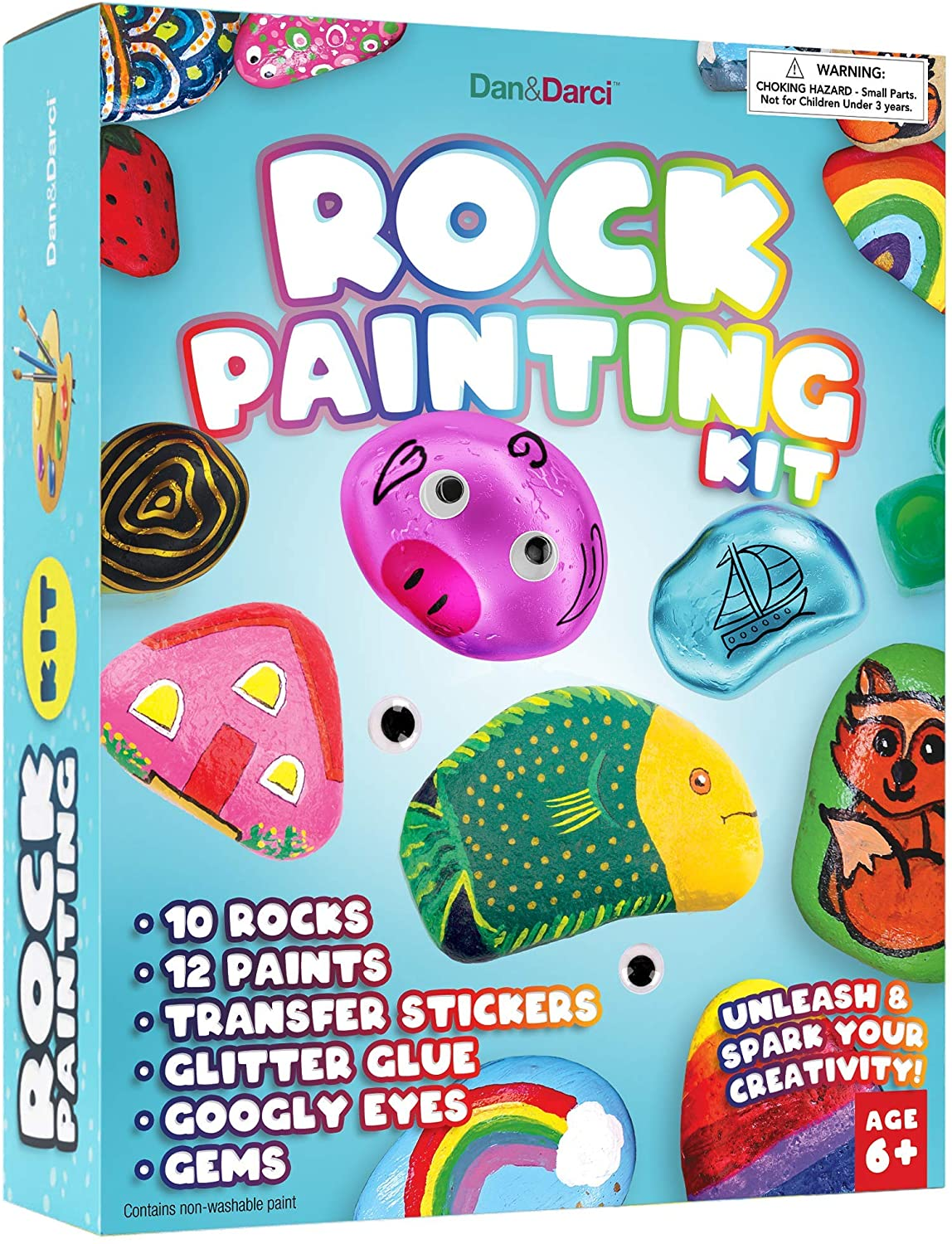 inexpensive-christmas-gifts-rock-painting