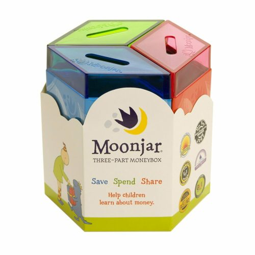 inexpensive gifts kids moon jar