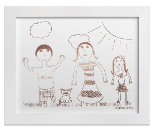 gifts for grandpa kids art