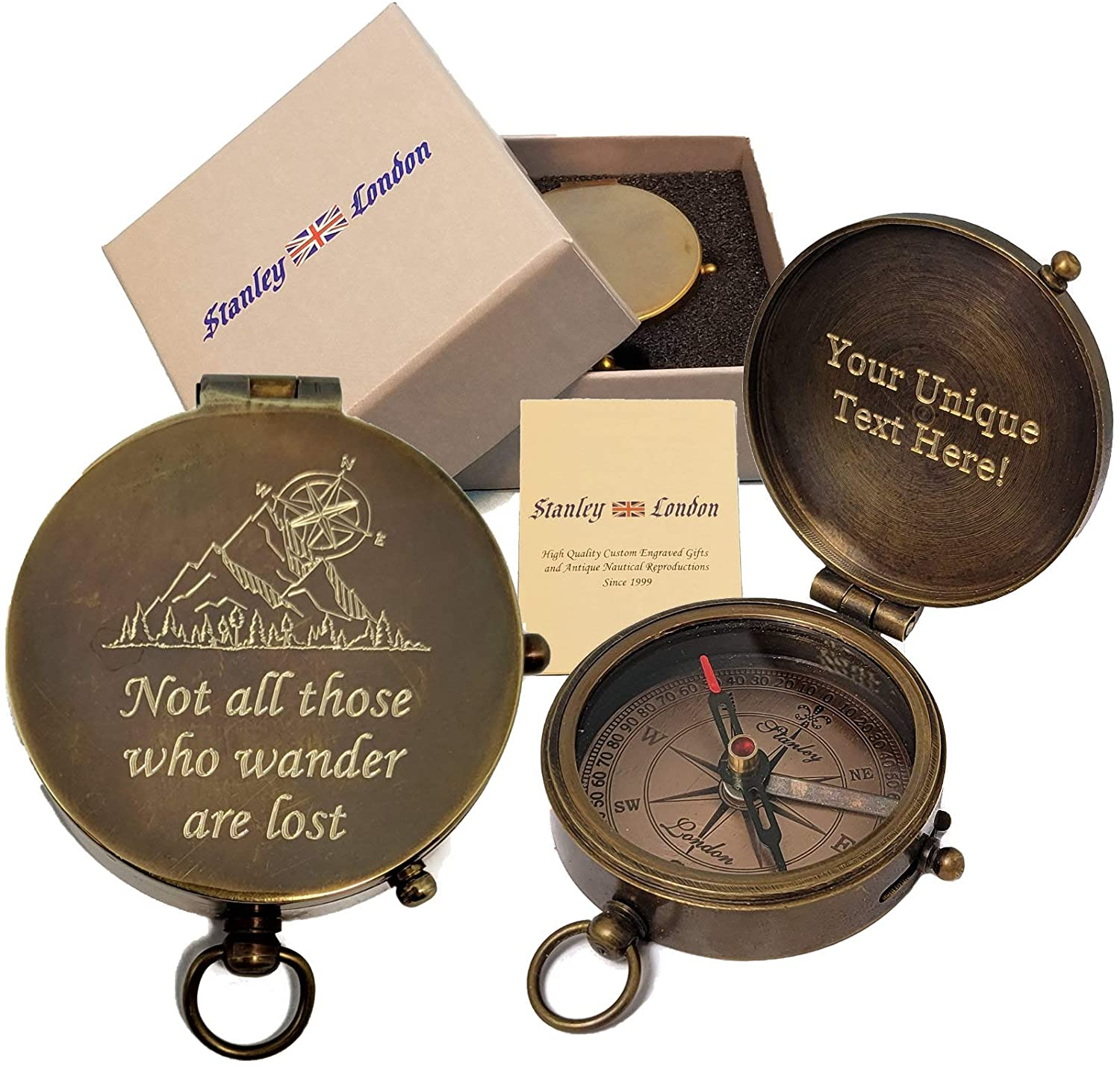 gifts-for-grandpa-compass