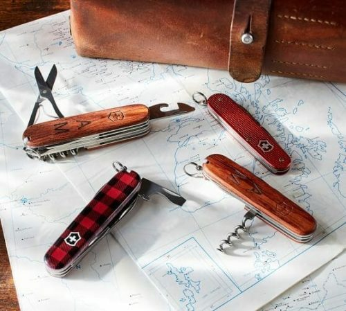 gifts for grandpa swiss army knife