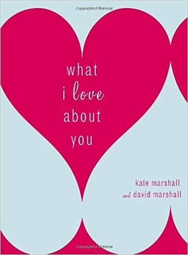 romantic gifts for him valentines book